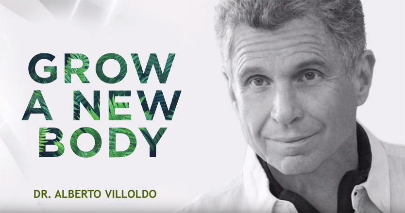 grow a new body foto